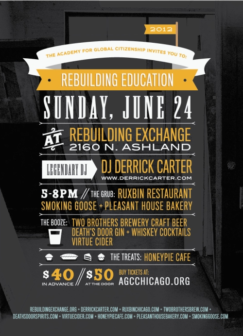 Academy for Global Citizenship Rebuilding Education Sunday June 24