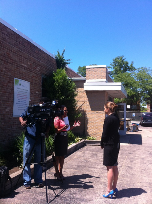 NBC's Interview at AGC