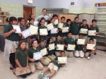 5th grade with certificates